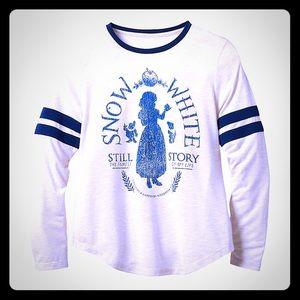 Disney Snow White Long Sleeve Tee